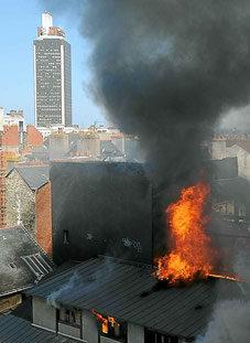audit sécurité incendie