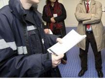 commission de sécurité