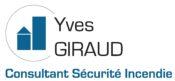 Yves Giraud Conseil sécurité incendie Logo